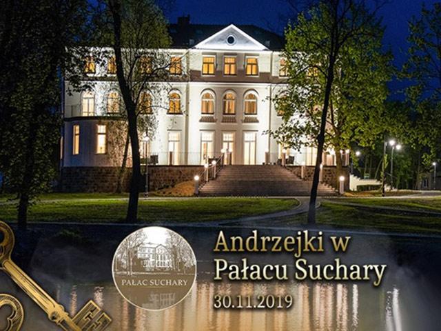 Andrzejki w Pałacu