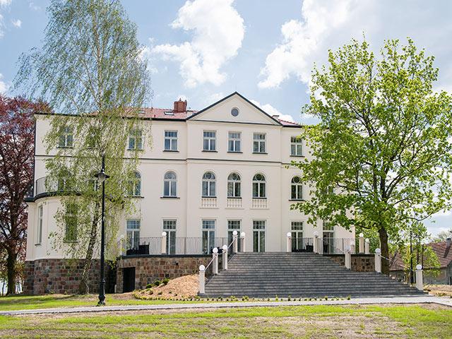 Pałac - zdjęcia